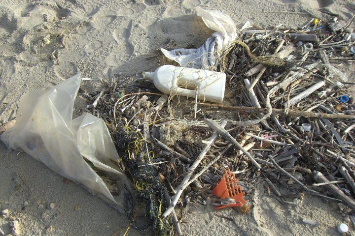 Für Dekoration, Zweckmäßiges oder als Rohstoff für 3D-Drucker? Ansätze gibt es für das Plastikproblem der Meere verschiedene. Foto: © SandraAltherr– pixabay.com