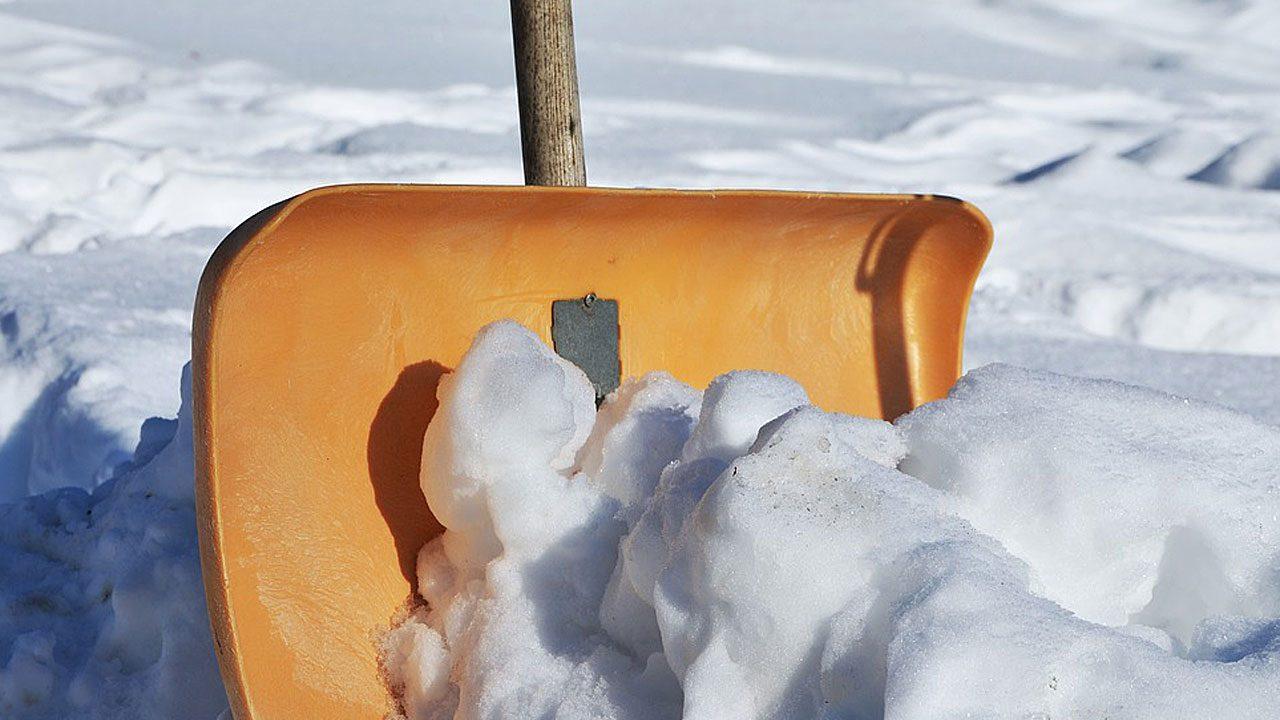 3. Stell dich aufs Schneeschaufeln ein, wenn du Hausbesitzer bist. - Fotocredit: Pixabay/congerdesing