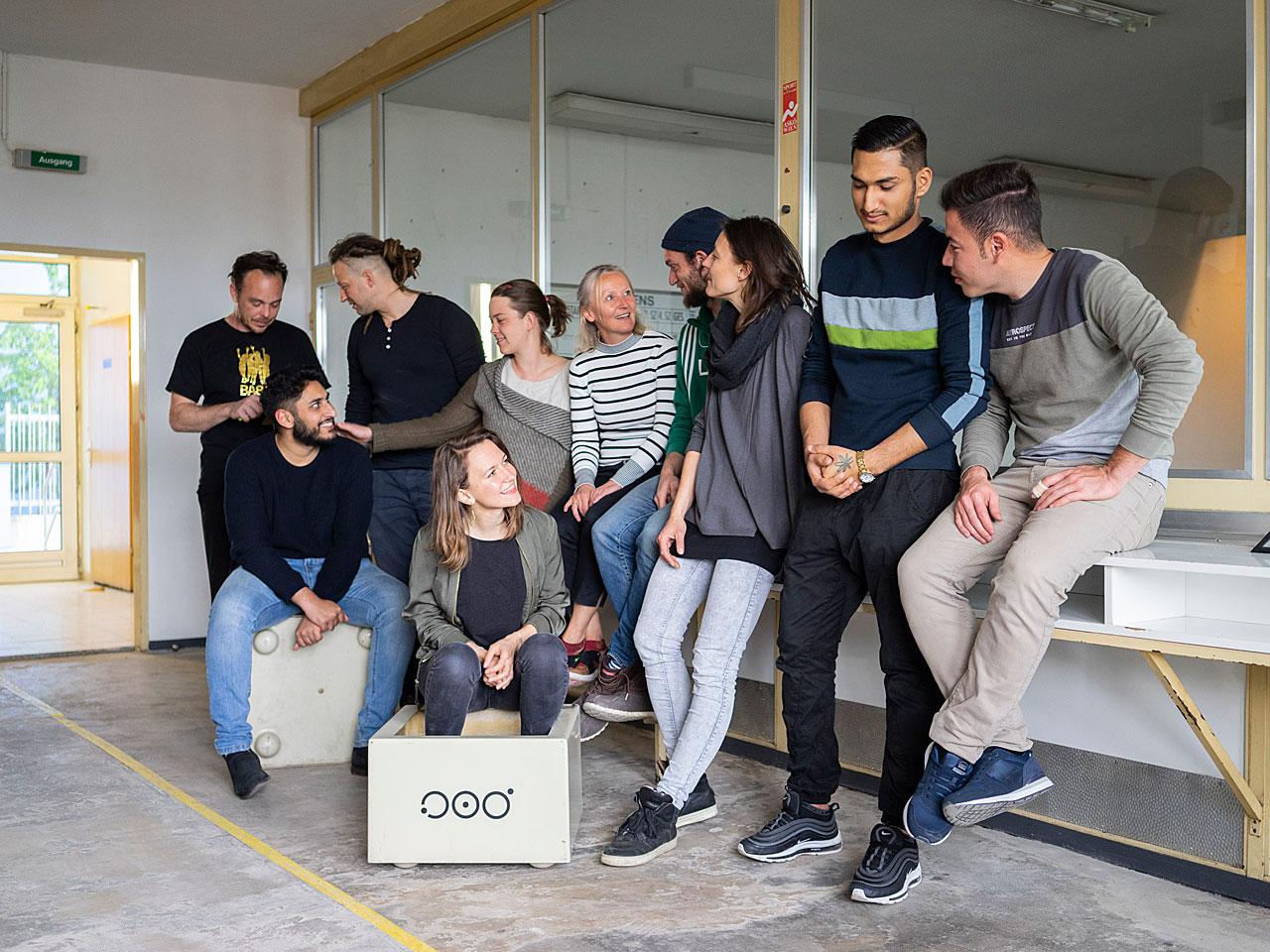 Die Materialnomaden - Fotocredit: materialnomaden, Benedikt Novak