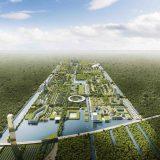 Die Waldstadt soll für 130.000 Einwohner Platz bieten – Foto: © The Big Picture – Federico Biancullo