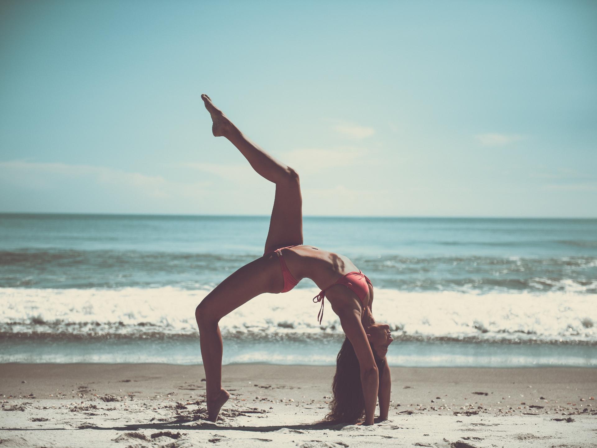 Damit wir wirklich flexibel sein können, und auf unvorhergesehene Situationen reagieren können, bedarf es viel Training. - Photocredit: pixabay.com/Pexels