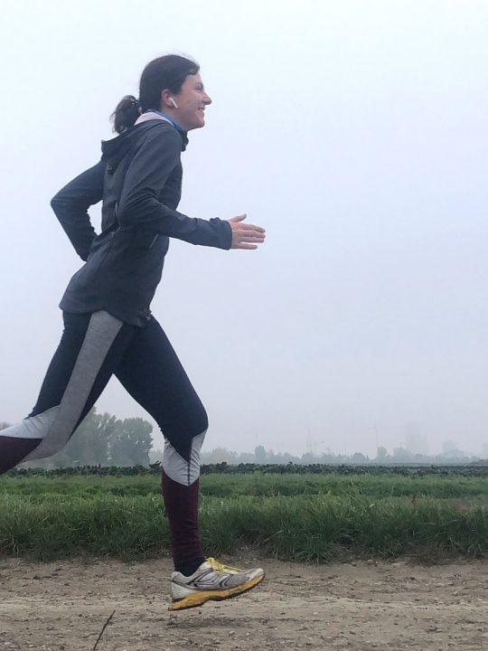 Laufen bringt viele verschiedene Vorteile mit sich., Fotocredit: Ulrike Göbl
