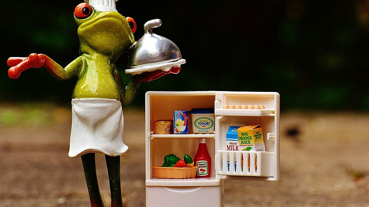 1. Nicht alles gehört in den Kühlschrank. - Fotocredit: Pixabay/Alexas-Fotos