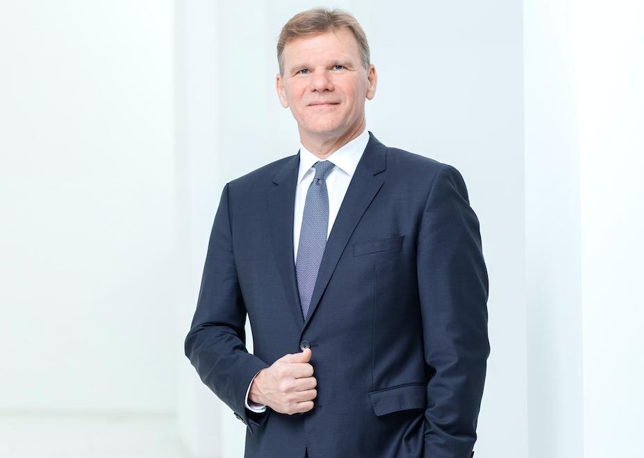 """Der Blick in den Rückspiegel nützt gar nichts"", so Geschäftsführer Michael Strebl. Wiener Stadtwerke / Ian Ehm"
