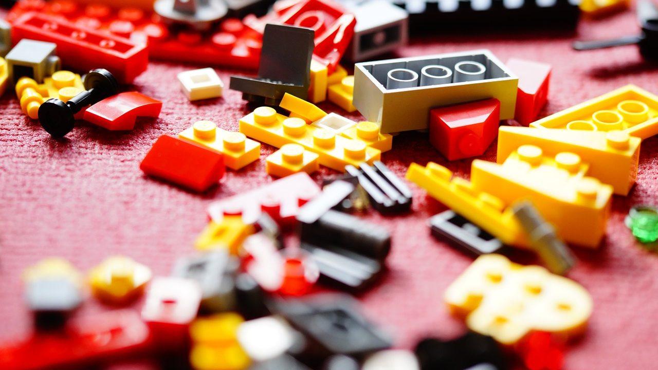 3. Lego ist nicht nur zum Spielen toll, sondern auch zum Lernen. - Fotocredit: Pixabay/Efraimstochter
