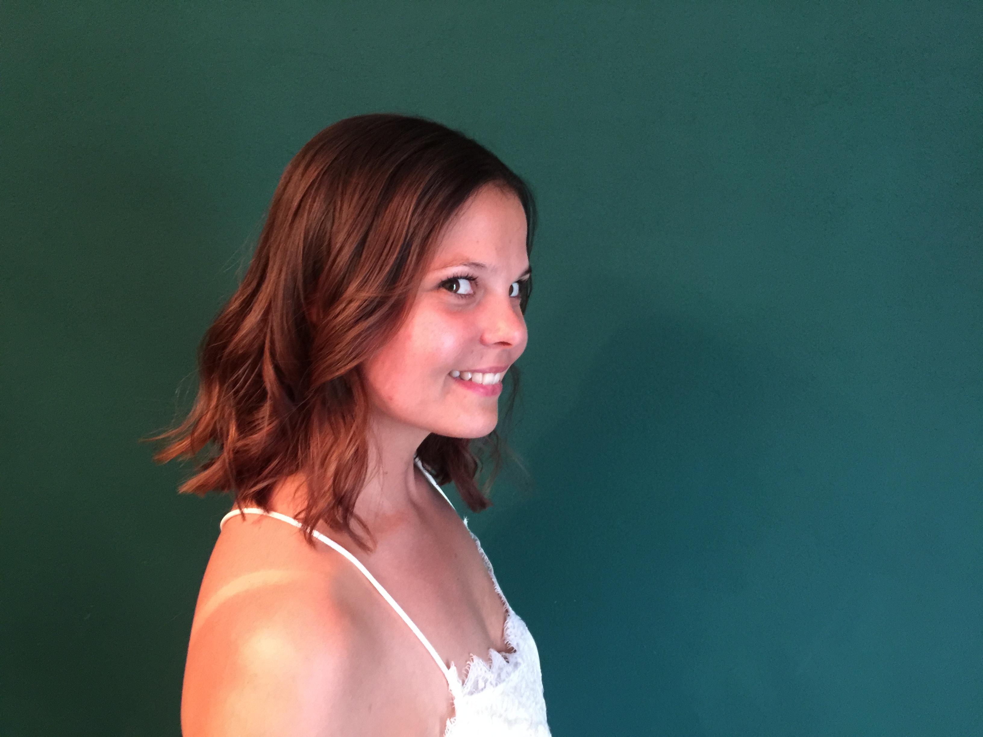 Katharina Gerlinger – sie ist Teil der mittlerweile fünften Generation im Schuhhandwerk. Foto: © privat