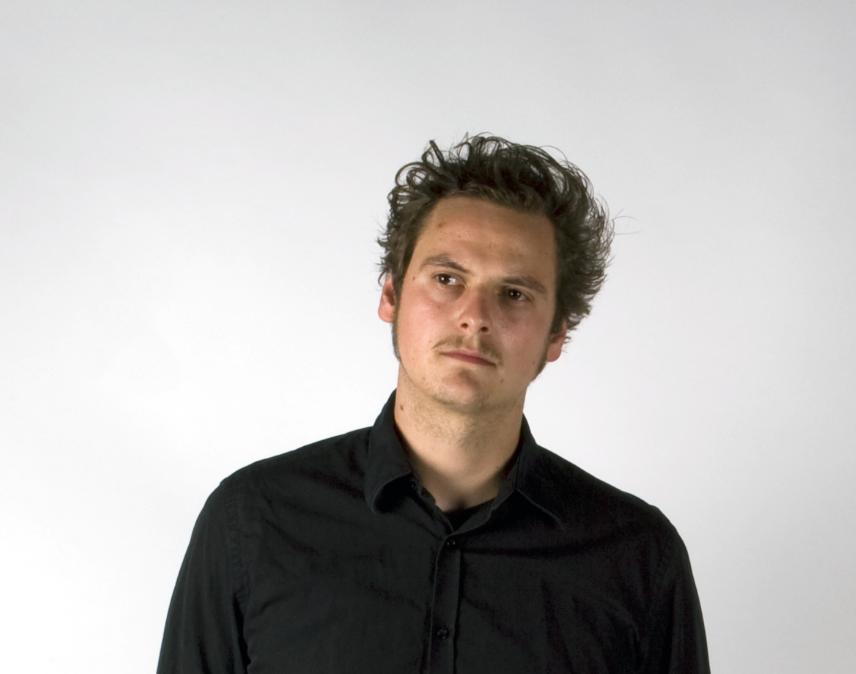 Clemens Russ ist Projektleiter des Österreich Pavillons bei der Expo 2020 in Dubai. Foto: © querkraft