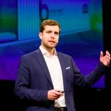 Der gebürtige Oberösterreicher Paul Schmitzberger ist CEO eines ganz besonderen Start-ups – Foto: © Blue Planet Ecosystems