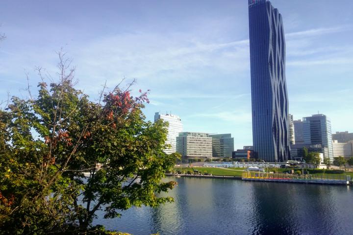 """Den Titel """"grünste Stadt"""" haben wir zurecht. Foto: Energieleben Redaktion"""