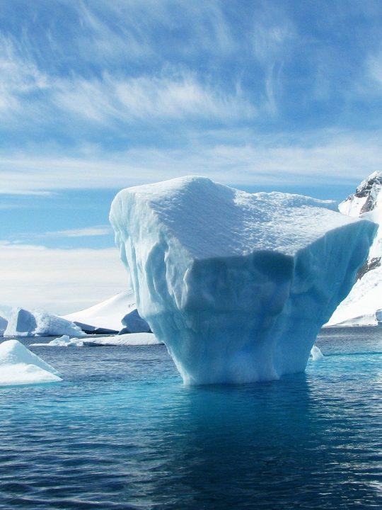 Wie sich dieses Eis in der Antarktis verändert, will die Nasa auf Bleistiftbreite genau verfolgen. Foto: © pixabay.com