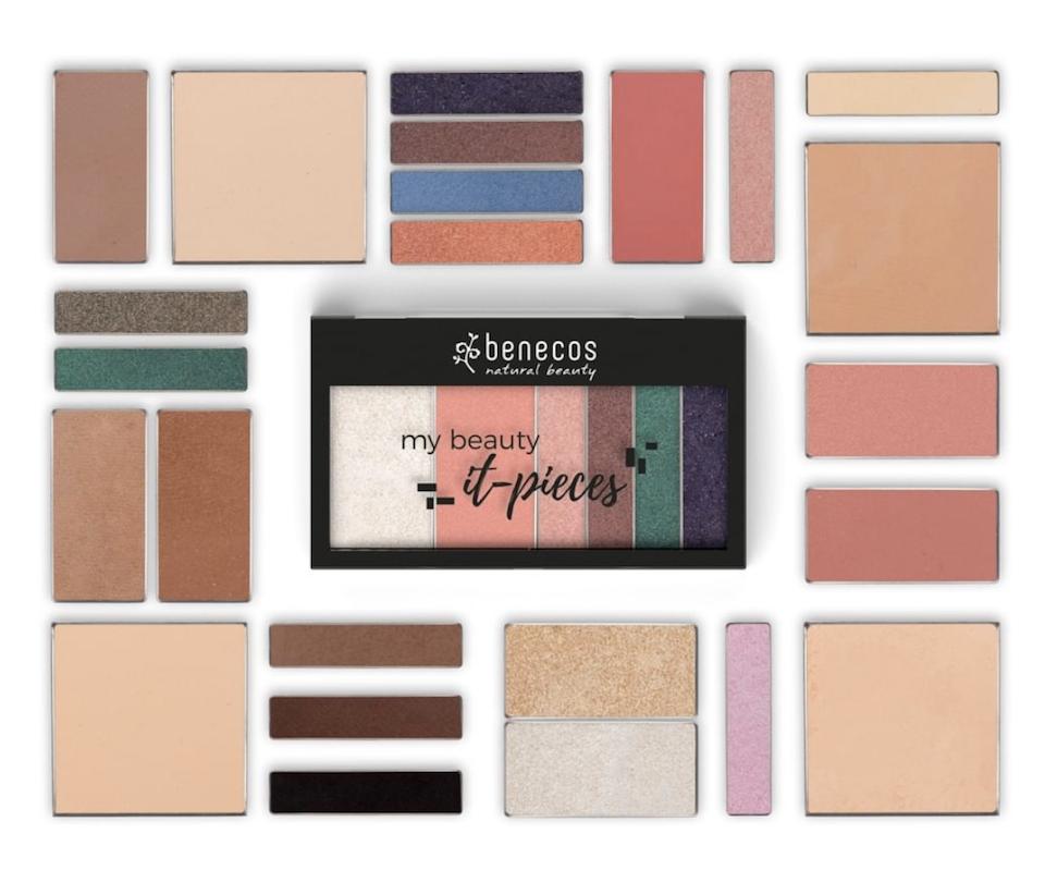 Die Refill Palette von benecos lässt sich ganz individuell zusammenstellen. -Fotocredits: benecos_offical / Instagram