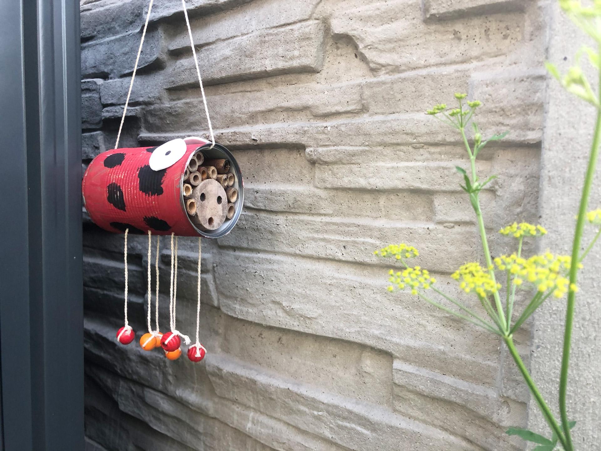 DIY Insektenhotel