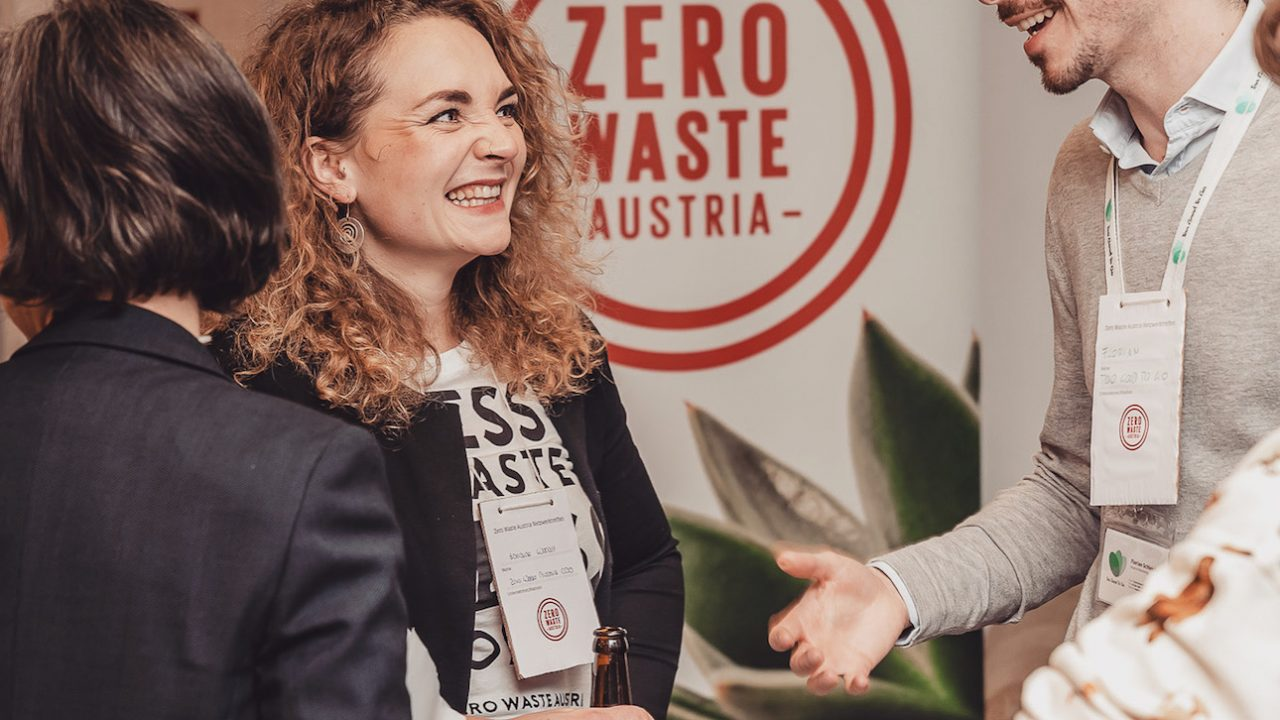 Zero Waste Austria Verein zur Schonung von Ressourcen. Fotocredit: Zero Waste Austria