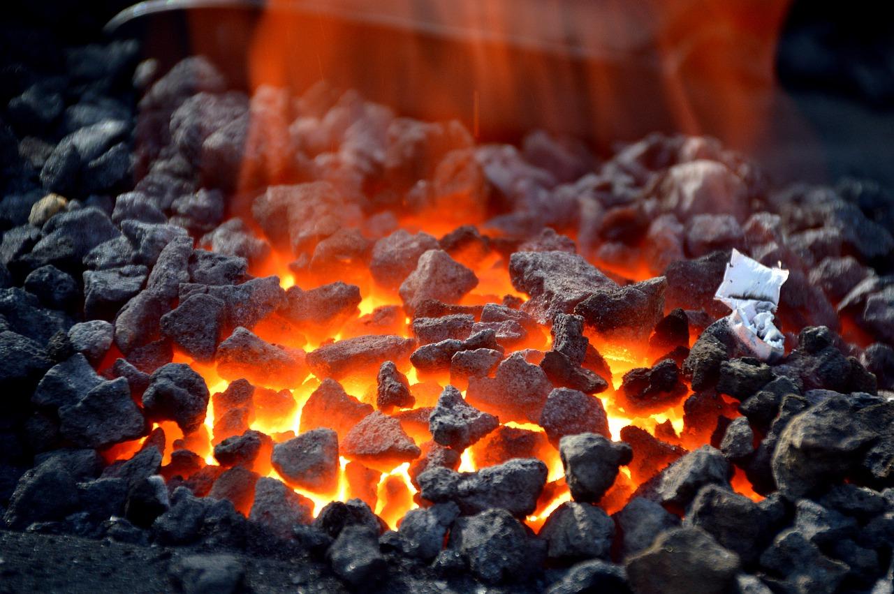 Auf die richtige Kohle kommt es an, wenn man ressourcenschonend grillen möchte. Foto: © Katja Fissel/Pixabay