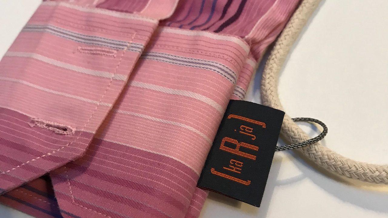 Textilmüll vermeiden durch Upcycling. Fotocredit: Lorraine Wenzel