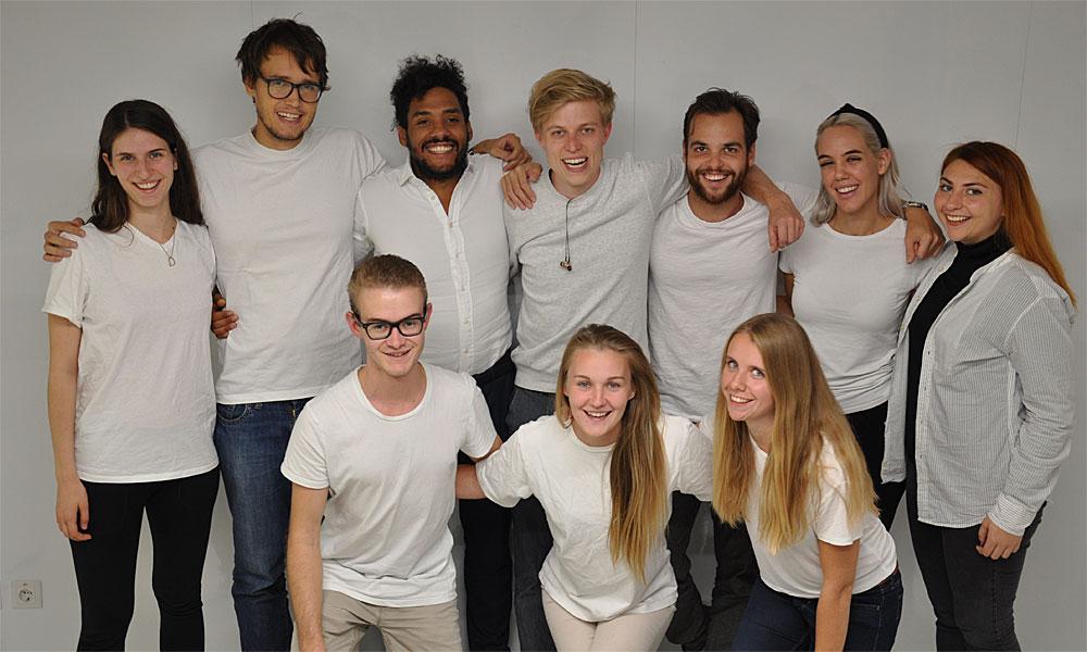 Das beeanco-Team - Fotocredit: beeanco