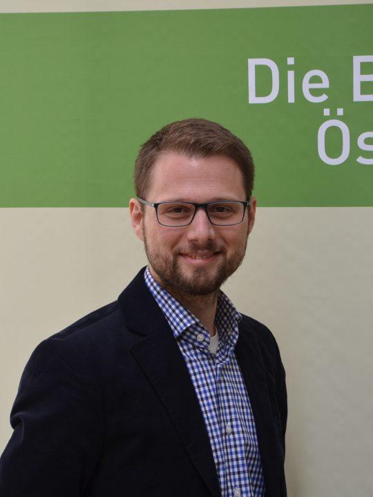 Pressesprecher der BIO AUSTRIA und Bio-Profi Markus Leithner. Foto: © BIO AUSTRIA