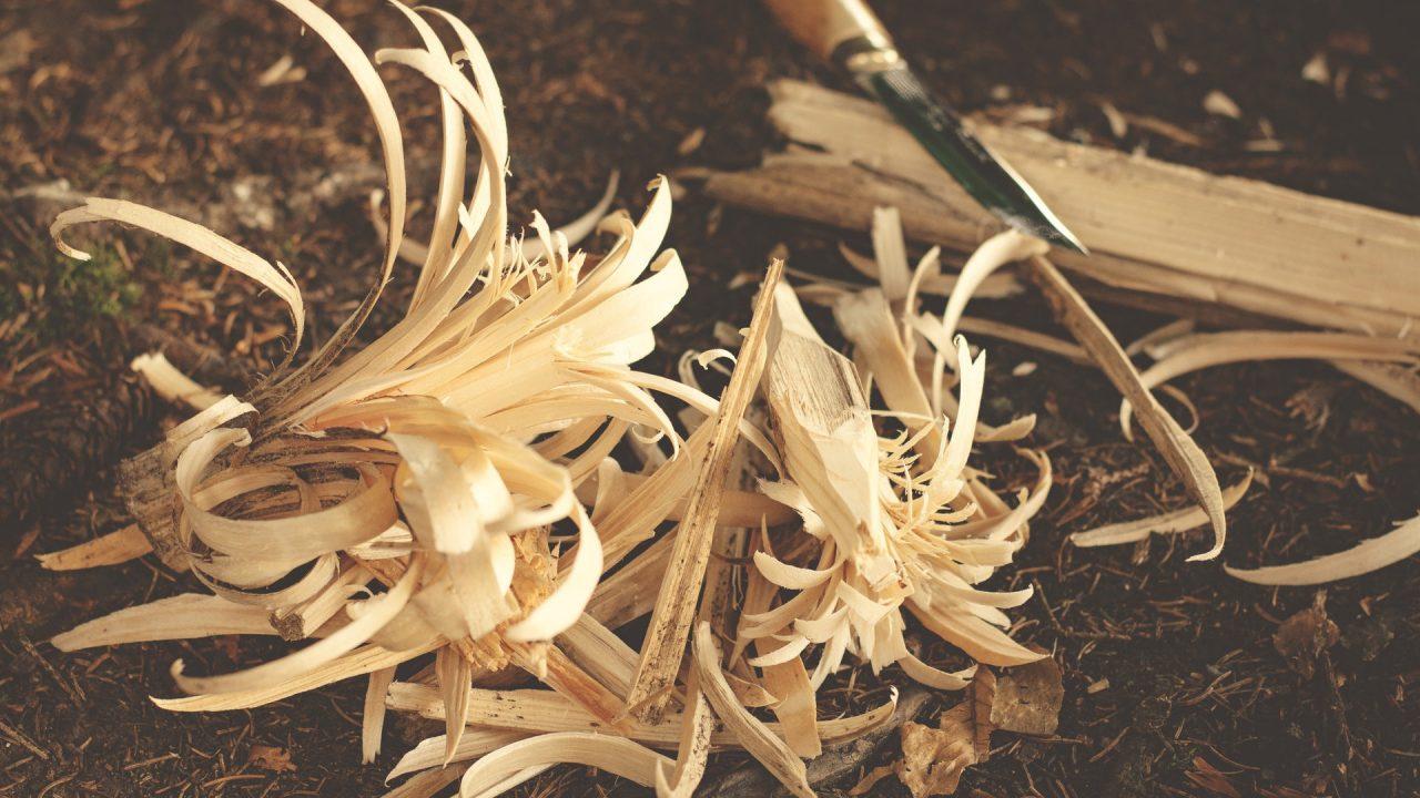 Nicht nur abgebrochene Äste, auch Sägemehl und Holzspäne können dem Kompost beigemischt werden. Bild: Pexels