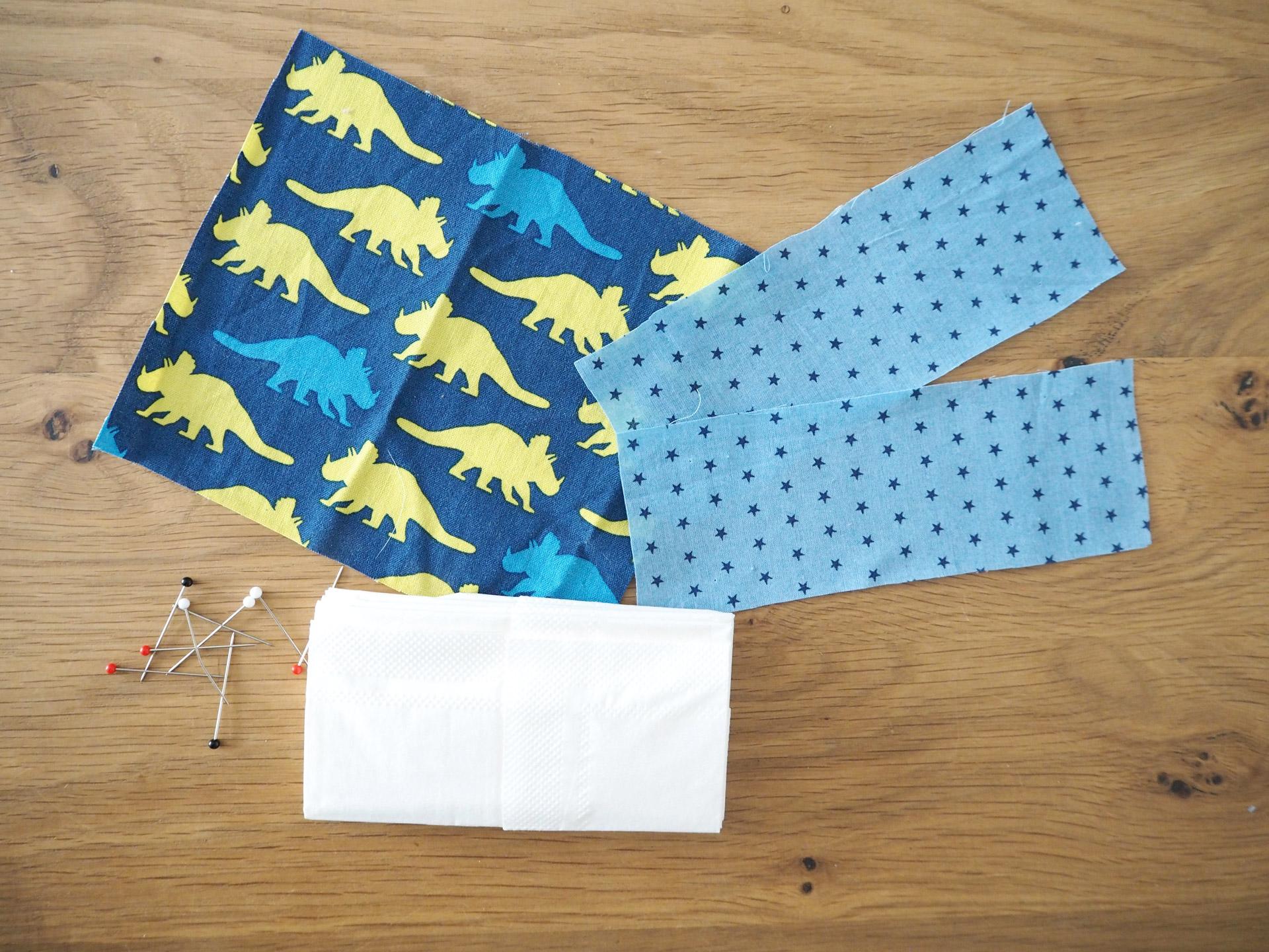 DIY Taschentuch Etui