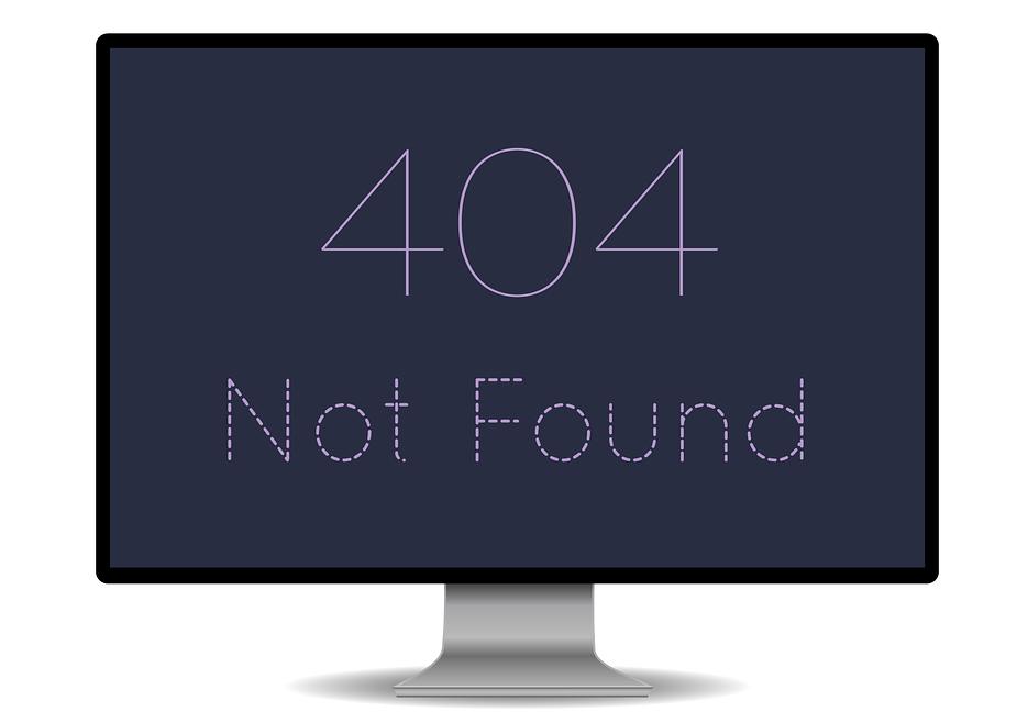 """Was wir am Computerbildschirm gar nicht gerne lesen, kann am ausrangierten T-Shirt als Spaßkostüm ganz gut kommen: """"Error 404: Costume not found"""". Fotocredit: © Mocho/Pixabay"""
