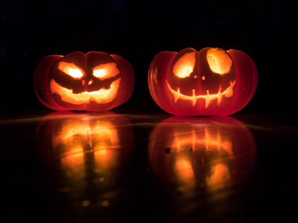 Halloween nachhaltig feiern