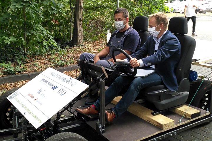 Team Solar Car Project /Lehrstuhl für Mechatronik
