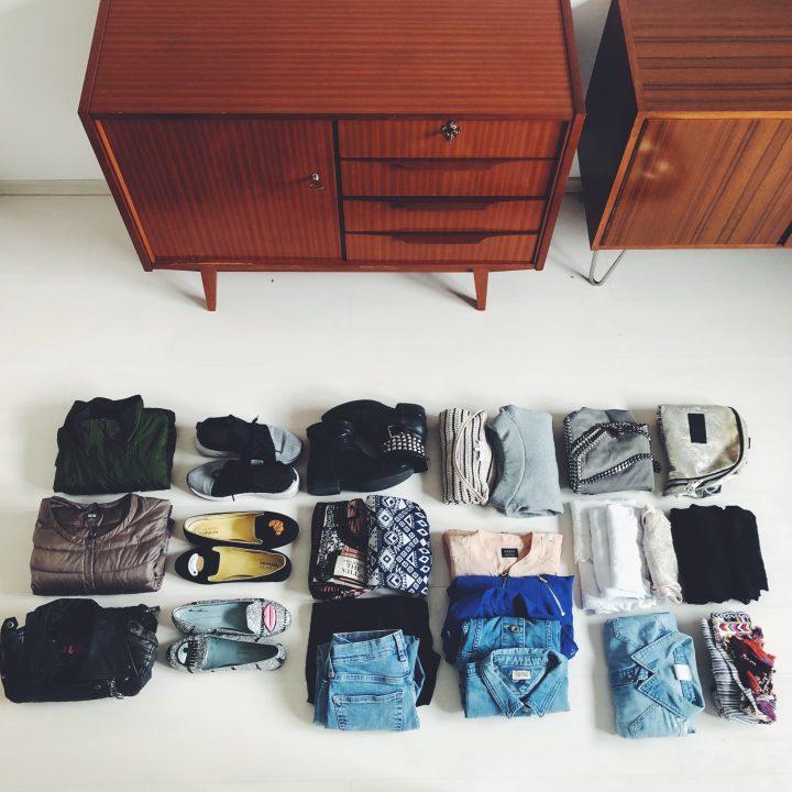 Alle drei Monate habe ich meine Capsule Wardrobe neu aufgestellt. -Fotocredits: Lisa Radda