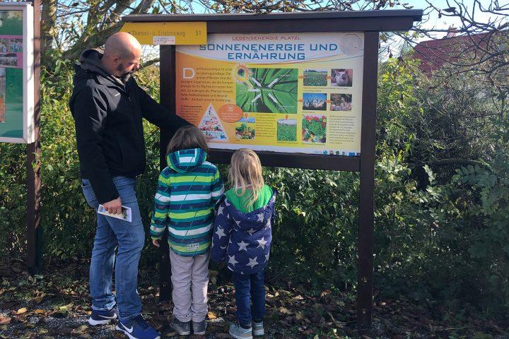 Umweltschutz mit Kindern