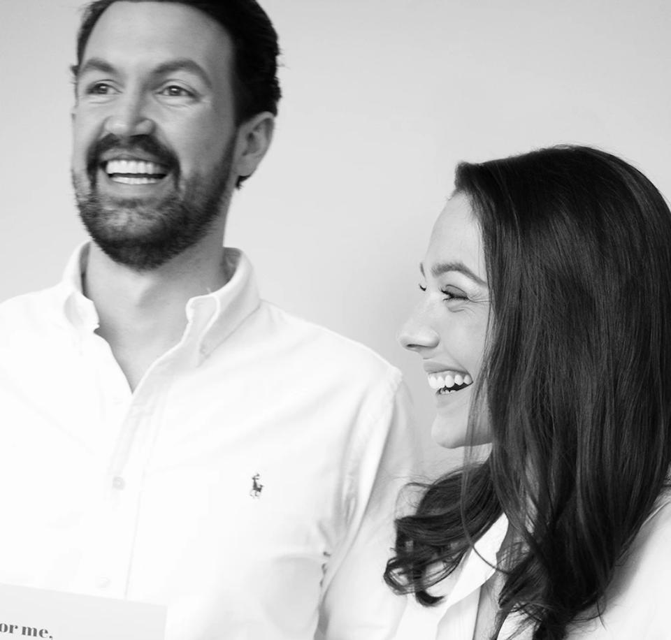 Hanna und Matthias haben das Wiener Schmucklabel Makaro gemeinsam gegründet. -Fotocredits: Makaro Jewelry