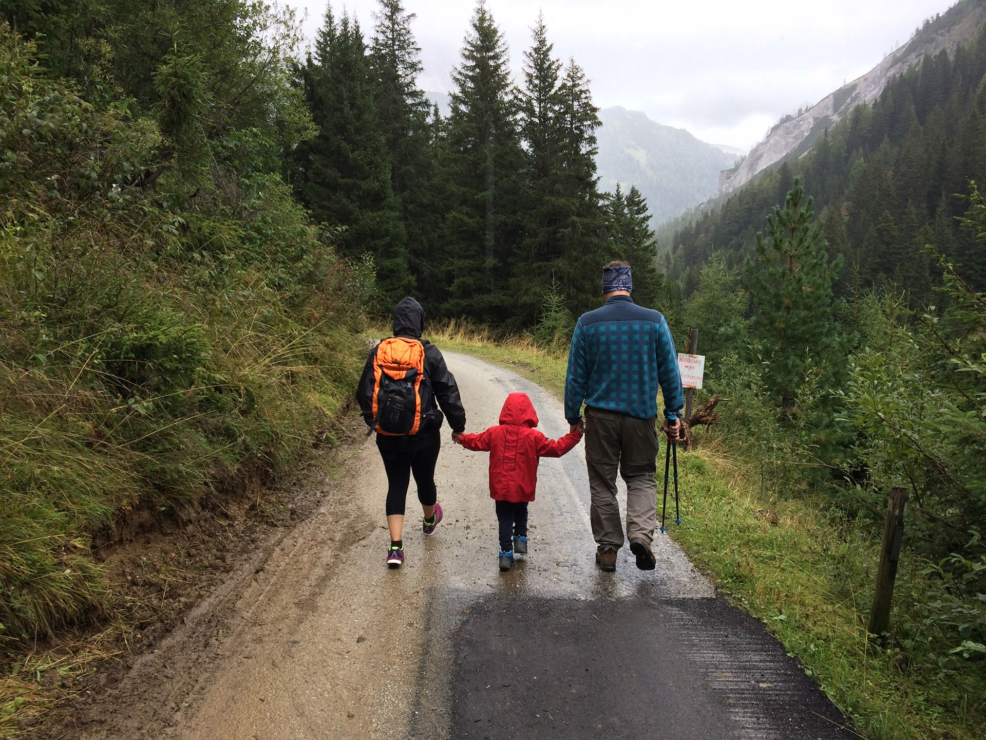 Bewegung als Familie