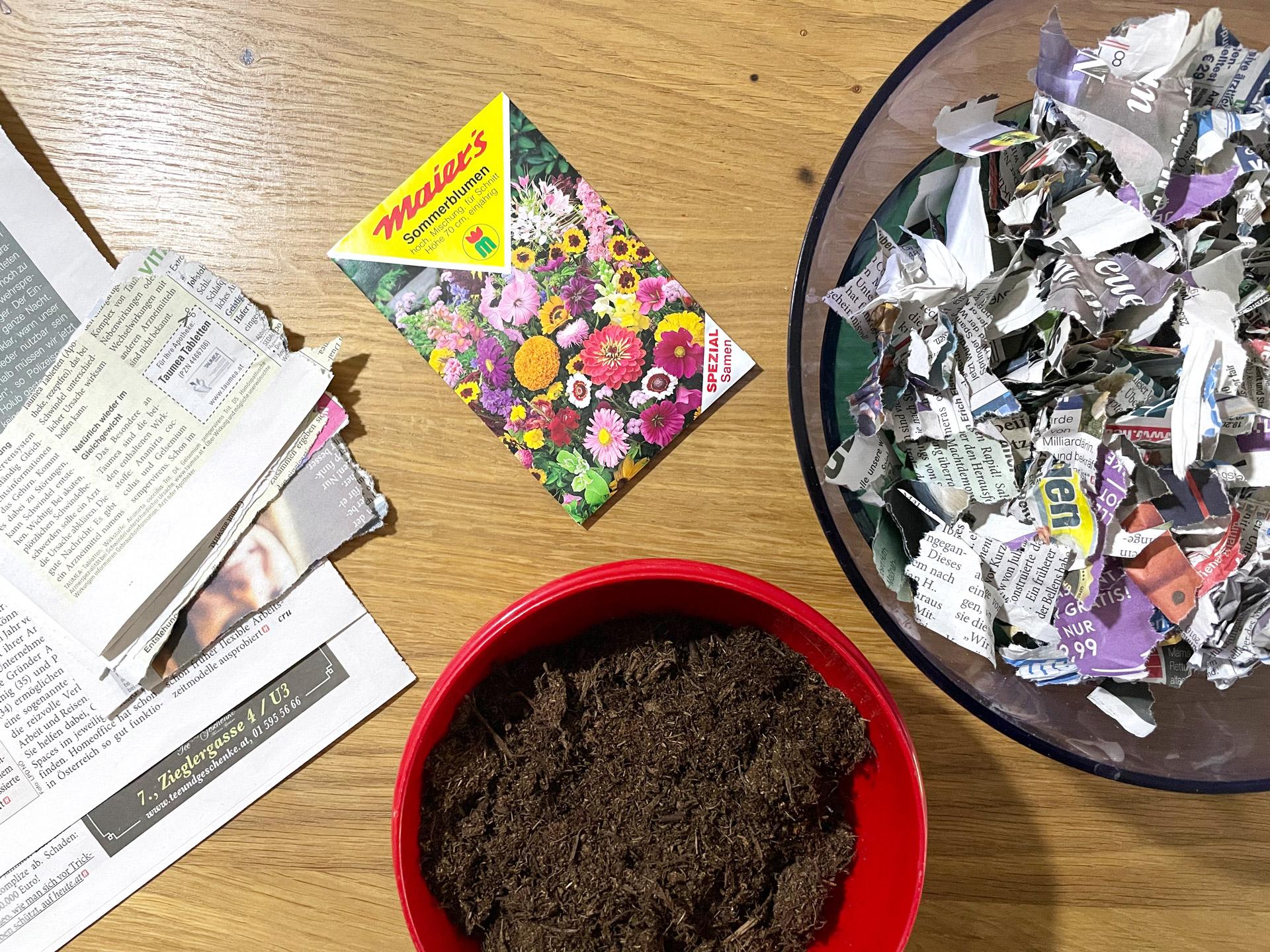 Seed Bombs Samenbomben
