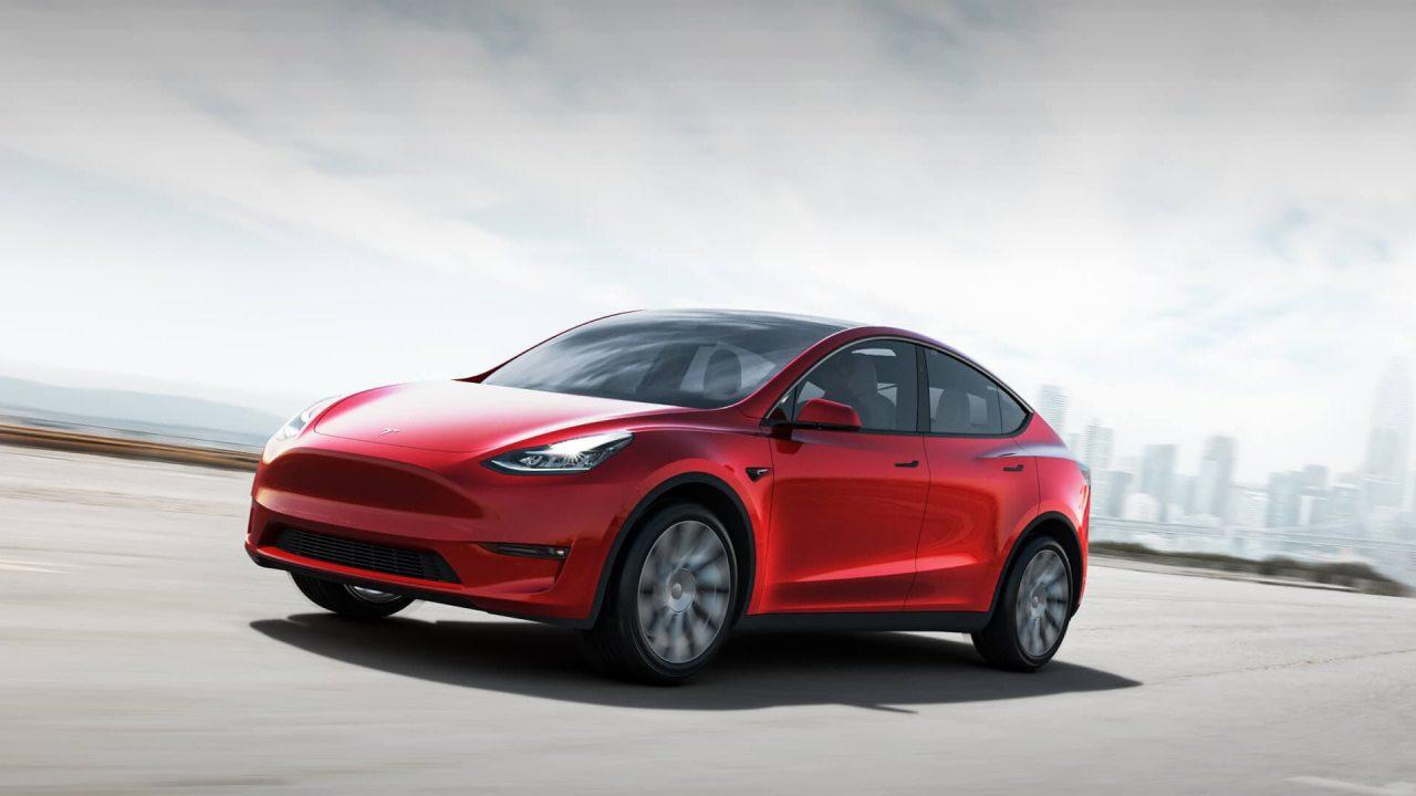 Keine E-Auto Übersicht ohne Tesla. Das Model Y kommt 2021 nach Europa. Bild: Tesla
