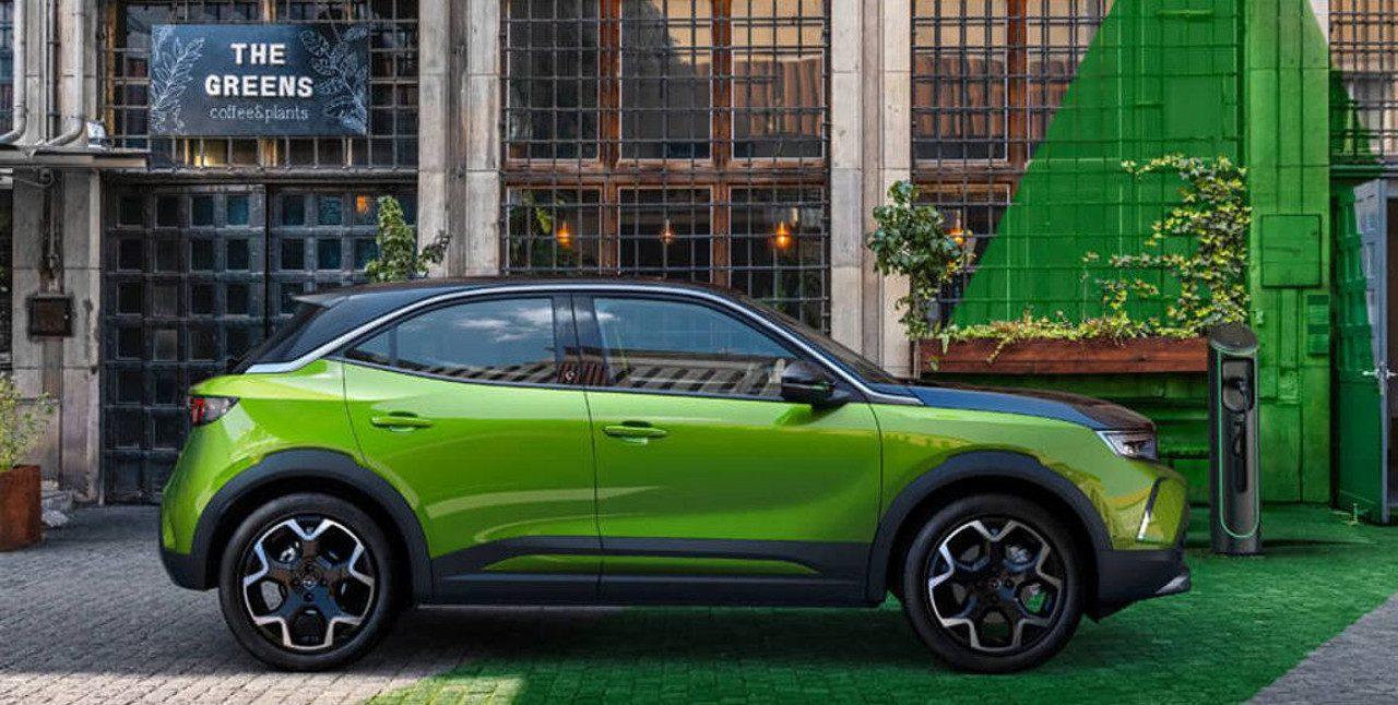 Der Opel Mokka-e ist für 2021 schon ausverkauft. Bild: Opel