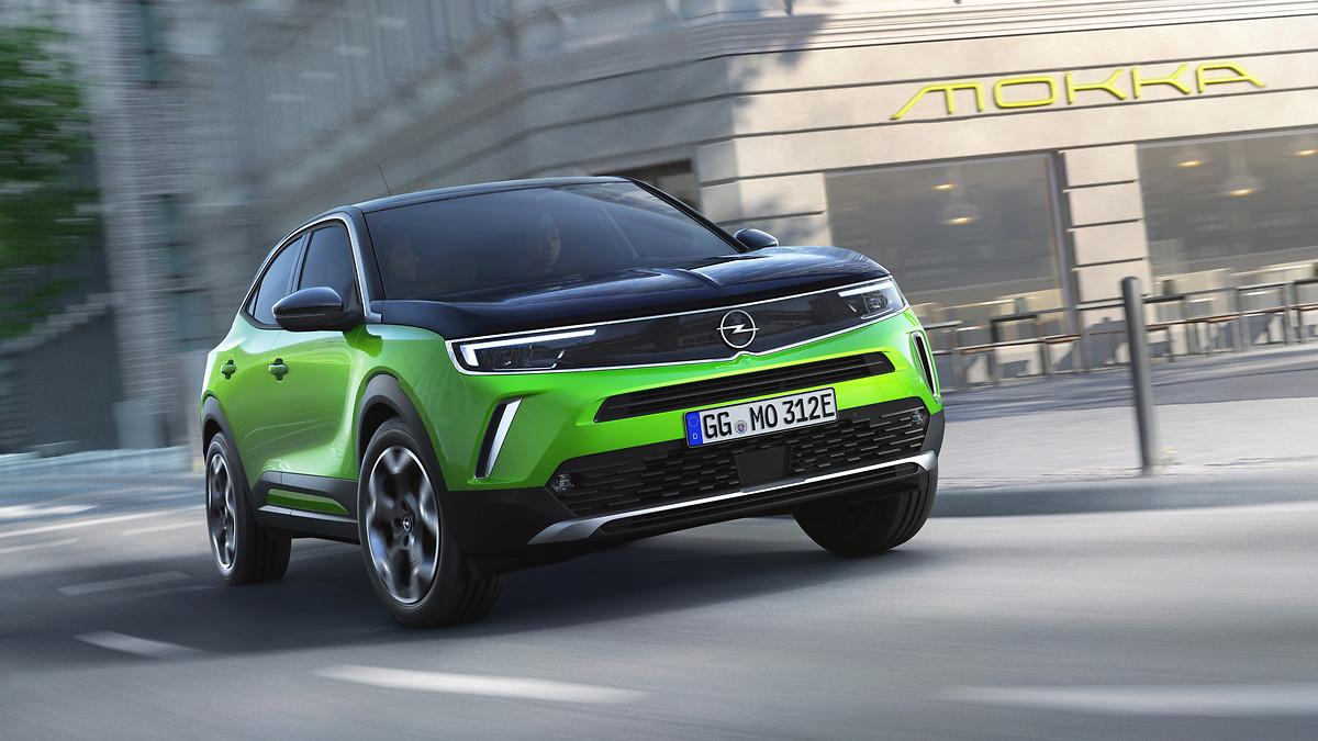 Beliebt und begehrt: Der Mokka-e war wenige Wochen nach dem Bestellstart bereits ausverkauft. Fotocredit: © Opel/opel.com