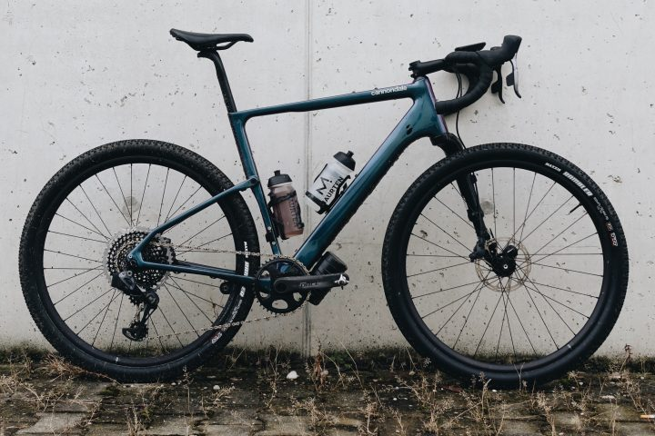 Gravelbike, Cannondale, Topstone