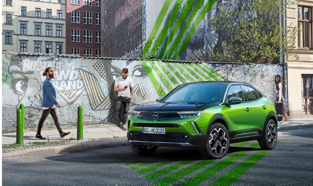 Die Elektroversion des Opel Mokka dürfte bis Herbst diesen Jahres bereits ausverkauft sein. Fotocredit: © Opel/opel.com