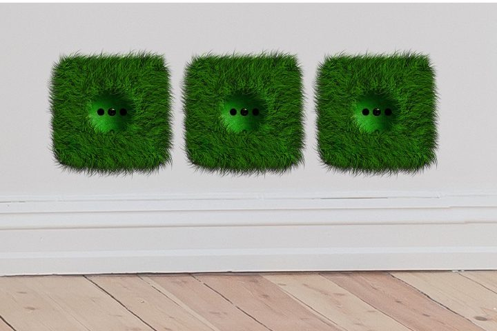 Wenn der Anteil an grünem Strom zunimmt, dann sind das definitiv gute Nachrichten. Fotocredit: © Sumanley xulx/Pixabay