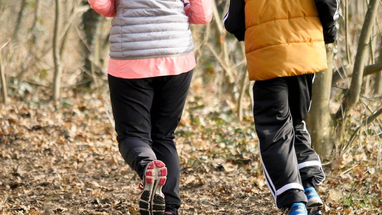1. Geh raus und mach Sport! - Fotocredit: Pixabay/MonikaP