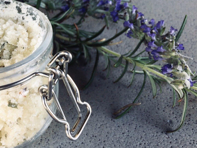 Peeling-Salz Kräuter