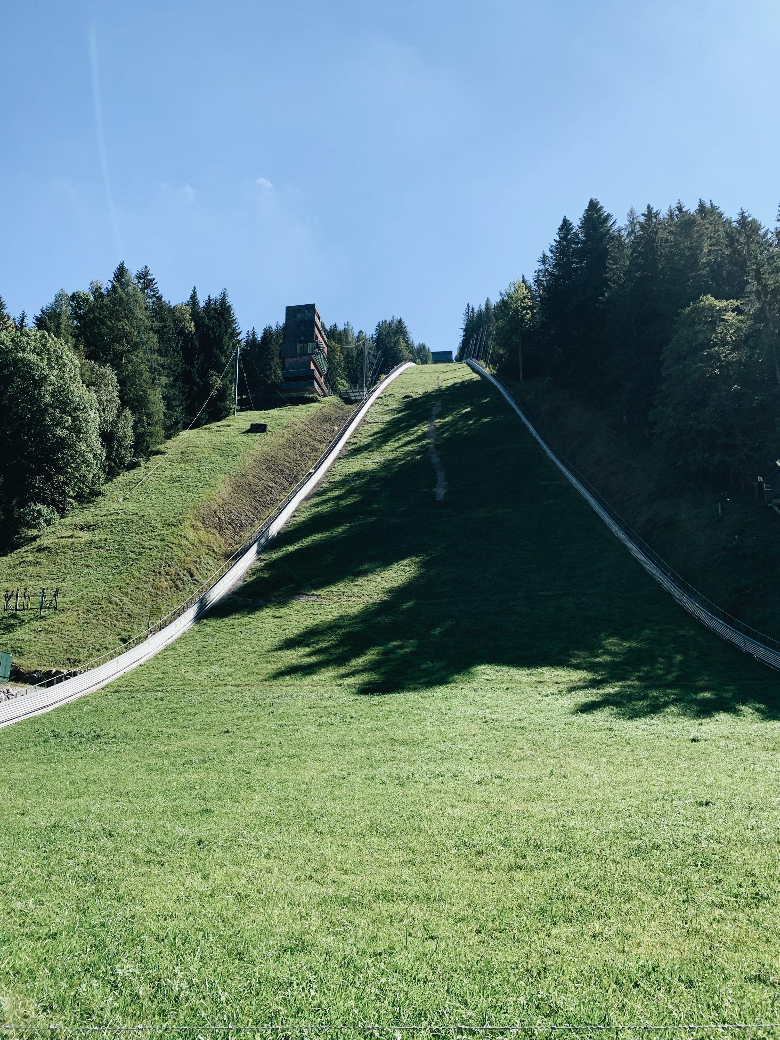 Kulm, Skiflugschanze