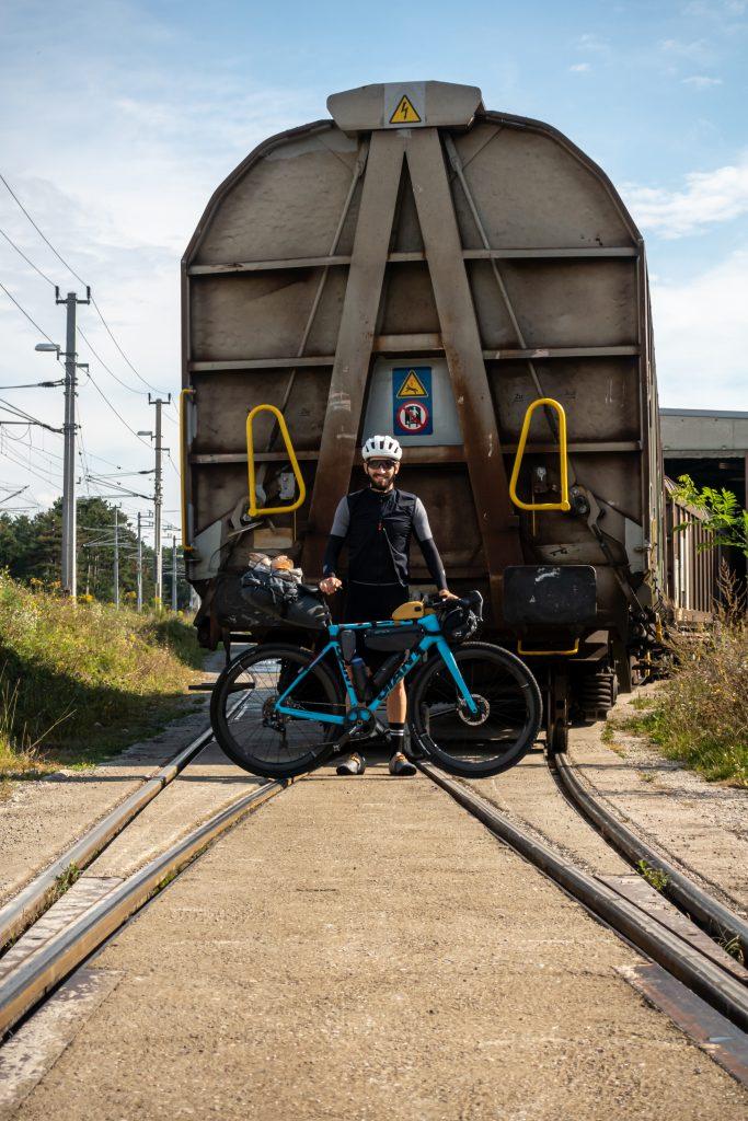 Radreise, Bikepacking,