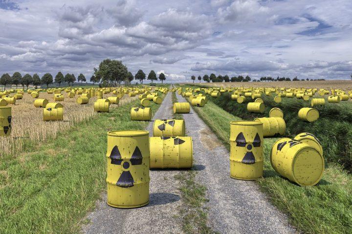 Ein Super-Akku aus nuklearem Abfall? Ein kalifornisches Start-up arbeitet daran. Fotocredit: © Dirk Rabe/Pixabay