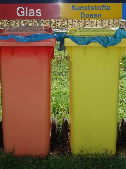 Mülltrennen? Macht das überhaupt Sinn? Wir haben für euch 10 Recycling Mythen unter die Lupe genommen. Fotocredit: © Michael Schwarzenberger/Pixabay