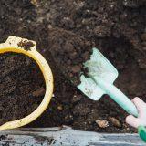 Garten Handarbeit