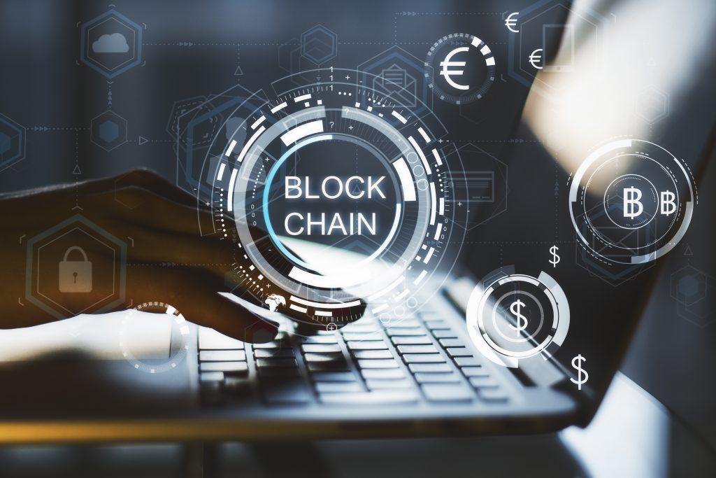 Blockchain, Fotocredit: AdobeStock